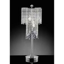 Crystal Table Lamps For Bedroom by Crystal Table Lamp Decor Pinterest