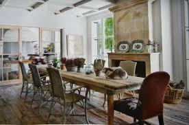 Rustic Chic Dining Room Ideas Peenmedia Com