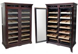 cigar cabinet humidor australia dual zone electronic temperature humidors cigar cabinet with