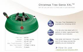 Krinner Christmas Tree Genie by Krinner U0027s Christmas Tree Stand U2013 Country Design Home
