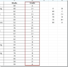 Excel Grade Calculator Excel Percentages Starting Screen Excel Grade