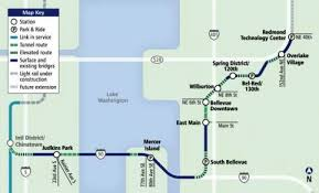 East Link Light Rail Transportation