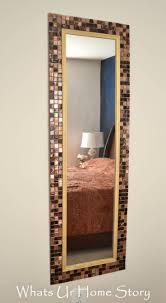 12x12 Ceiling Tiles Walmart by Best 25 Tile Mirror Frames Ideas On Pinterest Tile Mirror Tile
