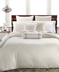 Macys Bed Frames by Hotel Collection Woven Texture Bedding Collection Created For