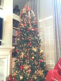 9ft Christmas Tree We Have Lovely 9 Ft Trees For Rent You Can Get Them Fully Decorated Or Completely Bare Storage Box