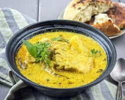 cuisiner du congre recette congre à l indienne