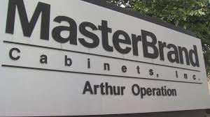 masterbrand executive man injured while repairing sawdust equip