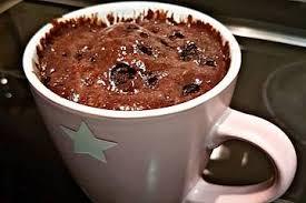 schneller schokoladen nutella tassenkuchen