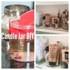 Bathroom Tumbler Used For by What To Do With Used Yankee Candle Jars A Modern Commonplace Book