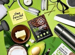 It Works Keto CoffeeTM 4 Pack BUY PACK