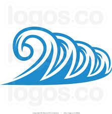 Wave clipart ocean water 4