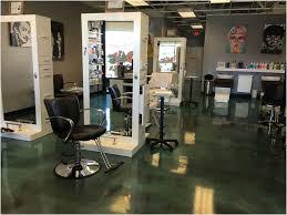 Salon Interior Design Inspirations Avec Barber Shop Design Layout