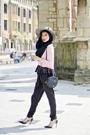 Latest Trends Of Casual Wear Hijab Styles With Jeans 2016 2017 24