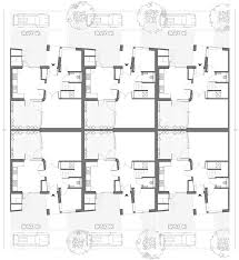 David Weekley Floor Plans 2007 by South Chase Housing By Alison Brooks Architects Architects