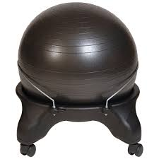 Yoga Ball Desk Chair Size by Stability Ball Desk Chair Size Best Home Furniture Design