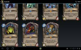 Top Tier Hearthstone Decks August by Hearthdb Hearthstone Cards Android Apps On Google Play