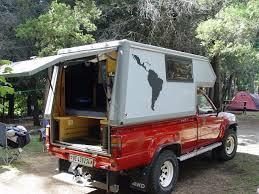 100 Custom Truck Camper X Overall Vibe Hilux Camper Camper Shells