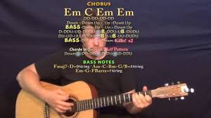 Smashing Pumpkins 1979 Bass Tab by Black Beatles Rae Sremmurd Guitar Lesson Chord Chart Youtube