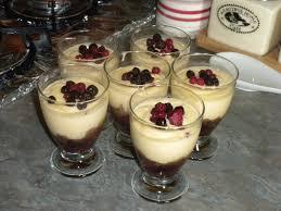 dessert pour 6 personnes verrine fruits rouges speculoos les recettes de lulu