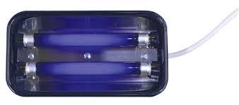Woods Lamp Examination by Uv Light Ultraviolet Light Burton Philips Uv Woods Light