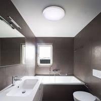 deckenle led 24w bad len ip54 badezimmer leuchte deckenleuchte küche flur b k licht