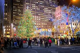Lighting Of Rockefeller Christmas Tree 2014 by Top 10 Things To Do With Kids During Winter In New York New York