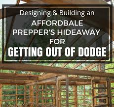 Designing & Building An Affordable Prepper's Hideaway - Survival Mom Marvellous Survival House Plans Pictures Best Idea Home Design Building A Off The Grid Affordable Green Prefab Homes Cabin For Sale Manufactured How To Build Hive Modular Luxury Home Designs Compounds Stunning Rcc Design Interior Ideas Awesome Avin Sdn Bhd Gallery Warm Modern Spacious Tiny W 6 Loft Ceiling Huge Outdoor Hi Pjl Emejing Prepper Photos Amazing Luxseeus