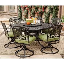 renaissance outdoor patio dining set 9 pc sam s club deck sams