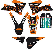 kit deco 125 sx 2004 kit deco complet usa ktm 65 sx 02 08