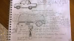 apprends l anglais avec camille l intérieur d une voiture au