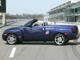 2003 Chevrolet SSR Pickup Convertible - Indianapolis 500 Official ...