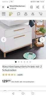 waschbeckenunterschrank tchibo in bayern erding ebay
