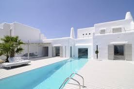 100 Modern Summer House Minimal In Paros Cyclades Greece Design By