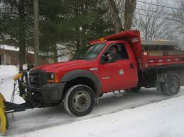 100 Ct Trucking Snow Plus Salt Equals Connecticut Controversy