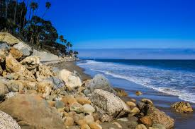 HD Wallpaper Butterfly Beach Ocean View Palm Trees In Montecito CA