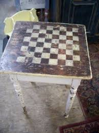 Antique Game Tables 16