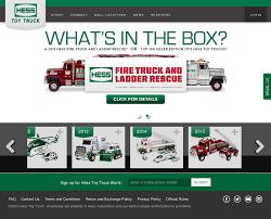 100 Hess Toy Trucks 2013 Owler Reports Press Release Mini Return