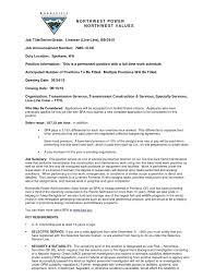 Electrician Resume Sample New Download Lineman Skills For ...