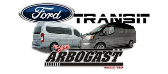 Ford Transit Conversion Vans