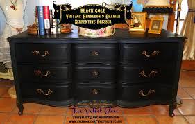 Tiger Oak Serpentine Dresser by Dressers Antique Black Dresser Antique Black Oak Dresser Old And