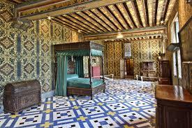 chambre royal chambre de la reine chateau royal de blois chateau de blois