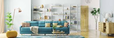 die wand hinter dem sofa optimal nutzen