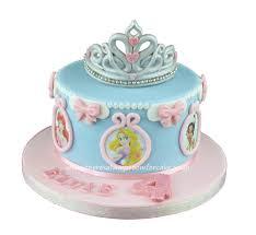 Disney Princess Cake Amazing Disney Princess Birthday Cake with