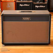 Mesa Boogie Cabinet 2x12 by Mesa Boogie 2x12 Lonestar Cabinet Blue Used Reverb