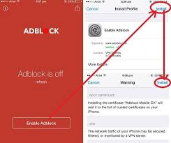 Ad Blocker for iPhone or iOS iPhone 8 and iPhone X included