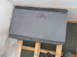 cheap 4 6mm thin nature slate roof tiles from china