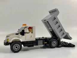 Ford F650 Dump Truck - Unloading! | Lego Vehicles | Pinterest | Lego ... Giant Dump Truck Lego 7 Flickr Dump Truck Remake Legocom Lego By Purepitch72 On Deviantart City 4434 I Brick Itructions 6447 Amazoncom City Loader Toys Games And Storage Accsories Amazon Canada 1910 Pclick Uk Juniors Garbage Walmartcom Ideas Product Ideas Creator Tagged Brickset Set Guide Database