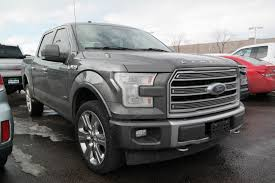 100 Colorado Springs Used Cars And Trucks PreOwned 2017 Ford F150 Limited Crew Cab Pickup In