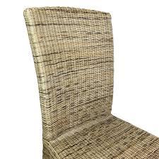 home furniture diy luxus echt rattan stuhl braun melange