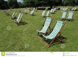100 Folding Chair Hire Many S In Hyde Park In The City London Stock Image